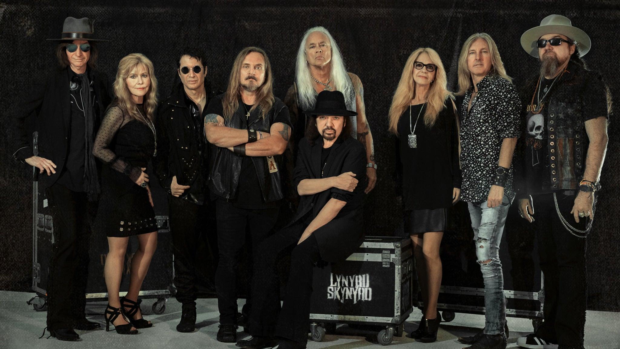 Lynyrd Skynyrd: Last of the Street Survivors Farewell Tour - Biloxi, MS 39531