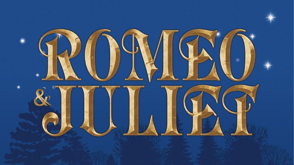 Hotels near Romeo & Juliet Events