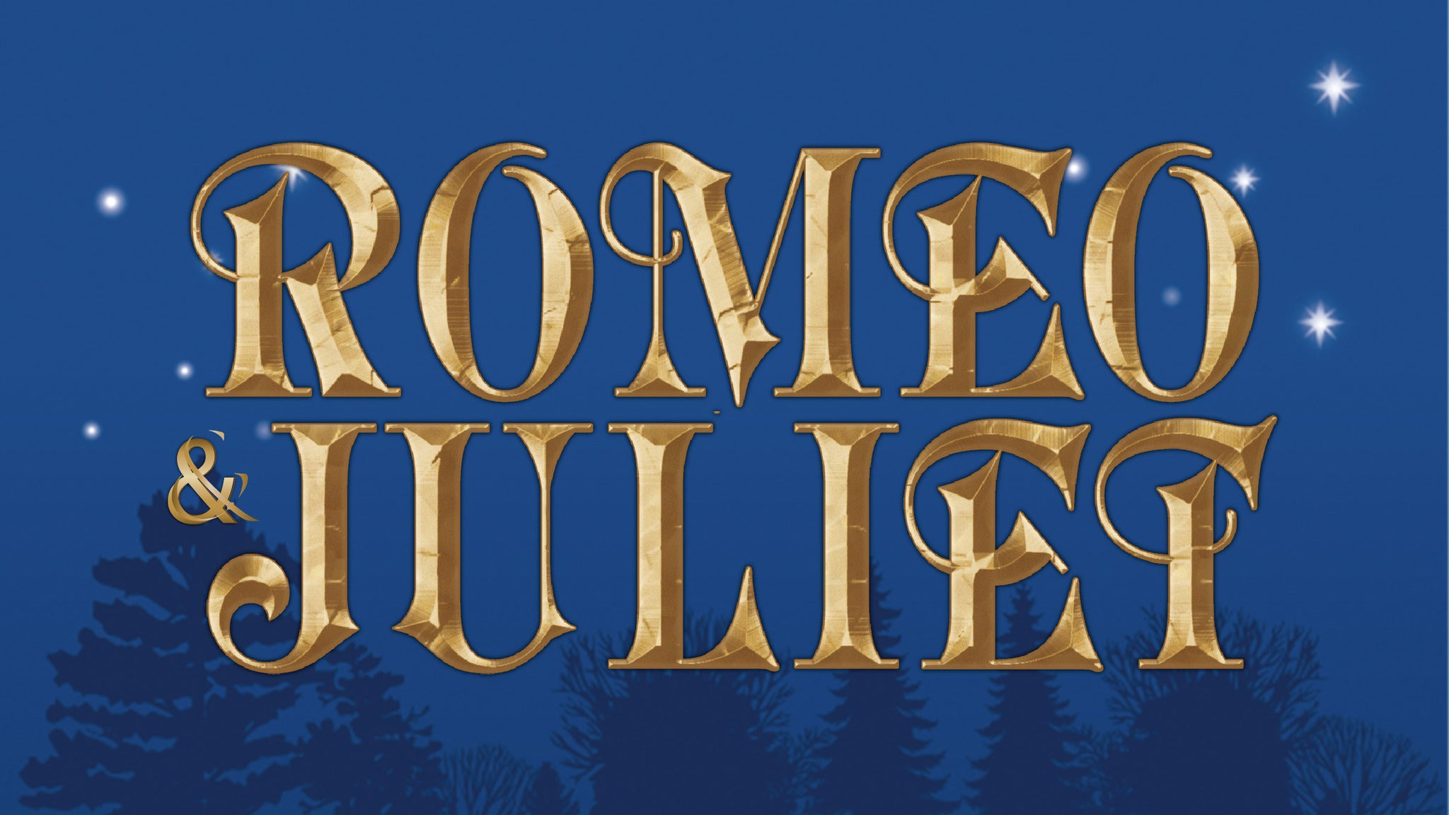 Shakespeare's Globe - Romeo and Juliet Event Title Pic