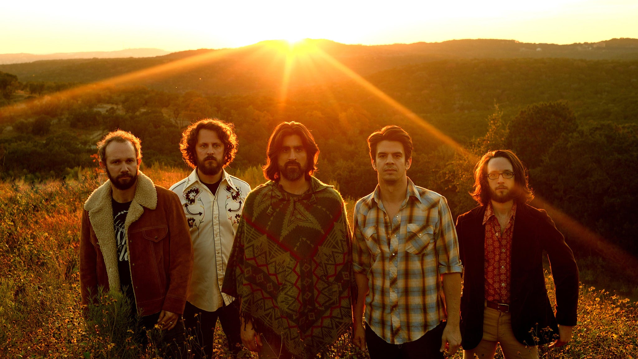 Band of Heathens at Eddie's Attic