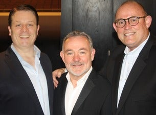 The Irish Tenors: Christmas/Holiday Tour 2019 With Members Of The NJSO