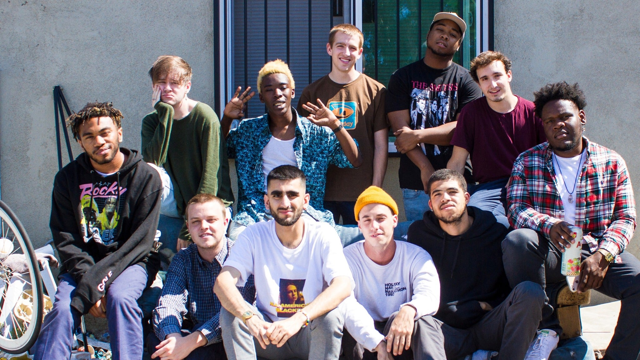 Brockhampton w/ Slowthai at Rainbow Ballroom