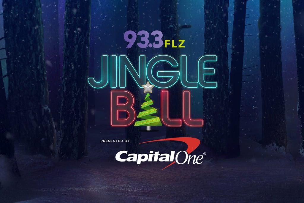 93.3flz's Jingle Ball Presented By Capital One