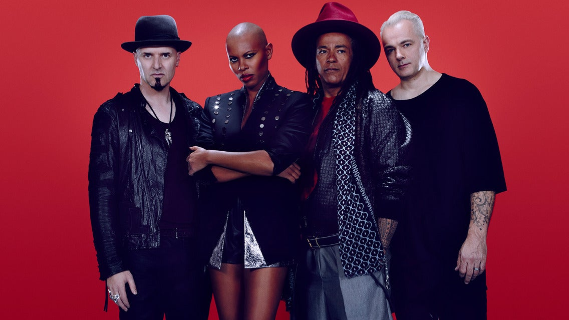 Skunk Anansie Seating Plans