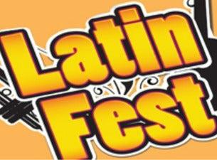 Latin Fest - Preferred Viewing - Saturday Night