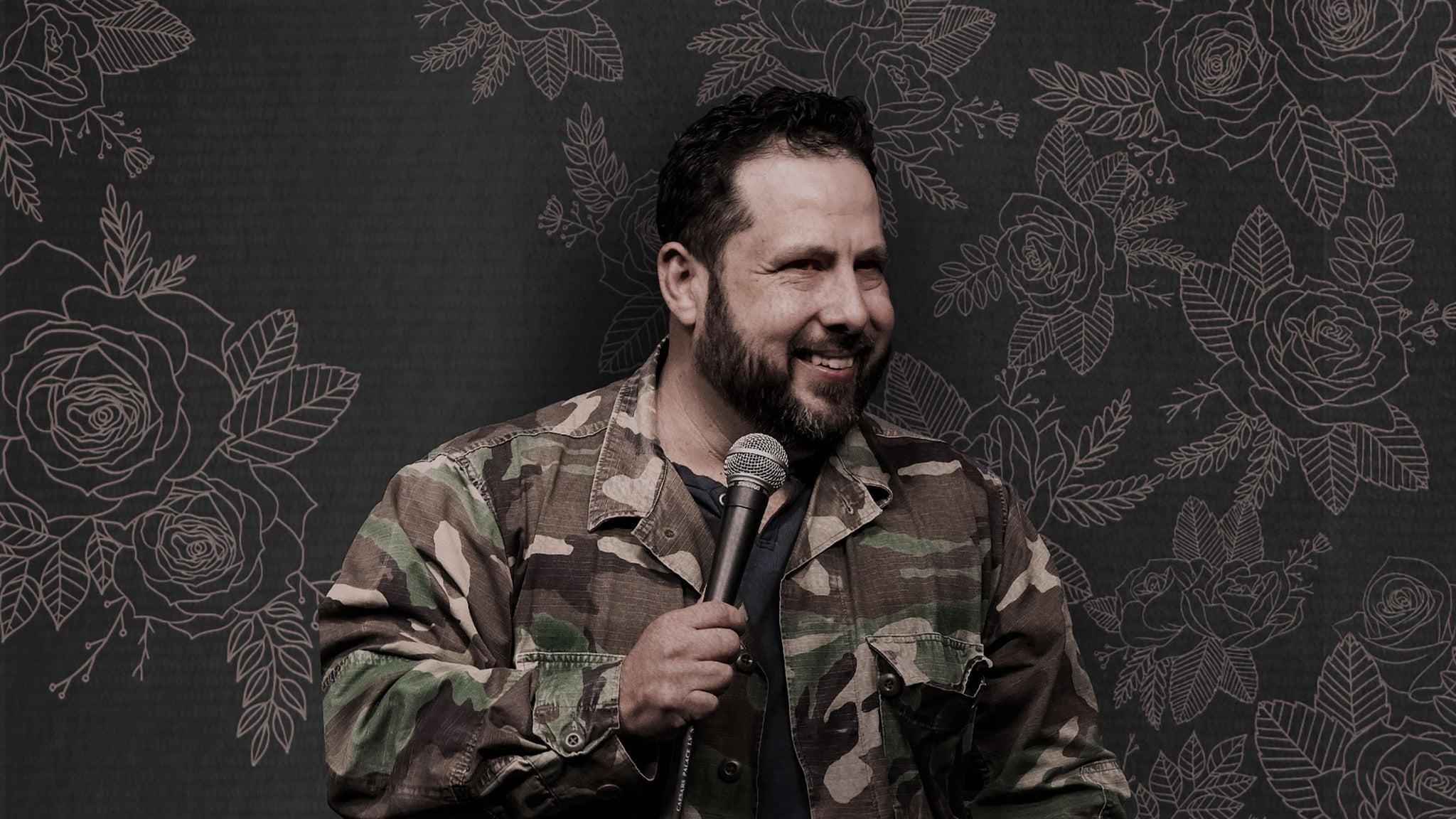 Steve Treviño – I Speak Wife Tour 2021 at Brea Improv