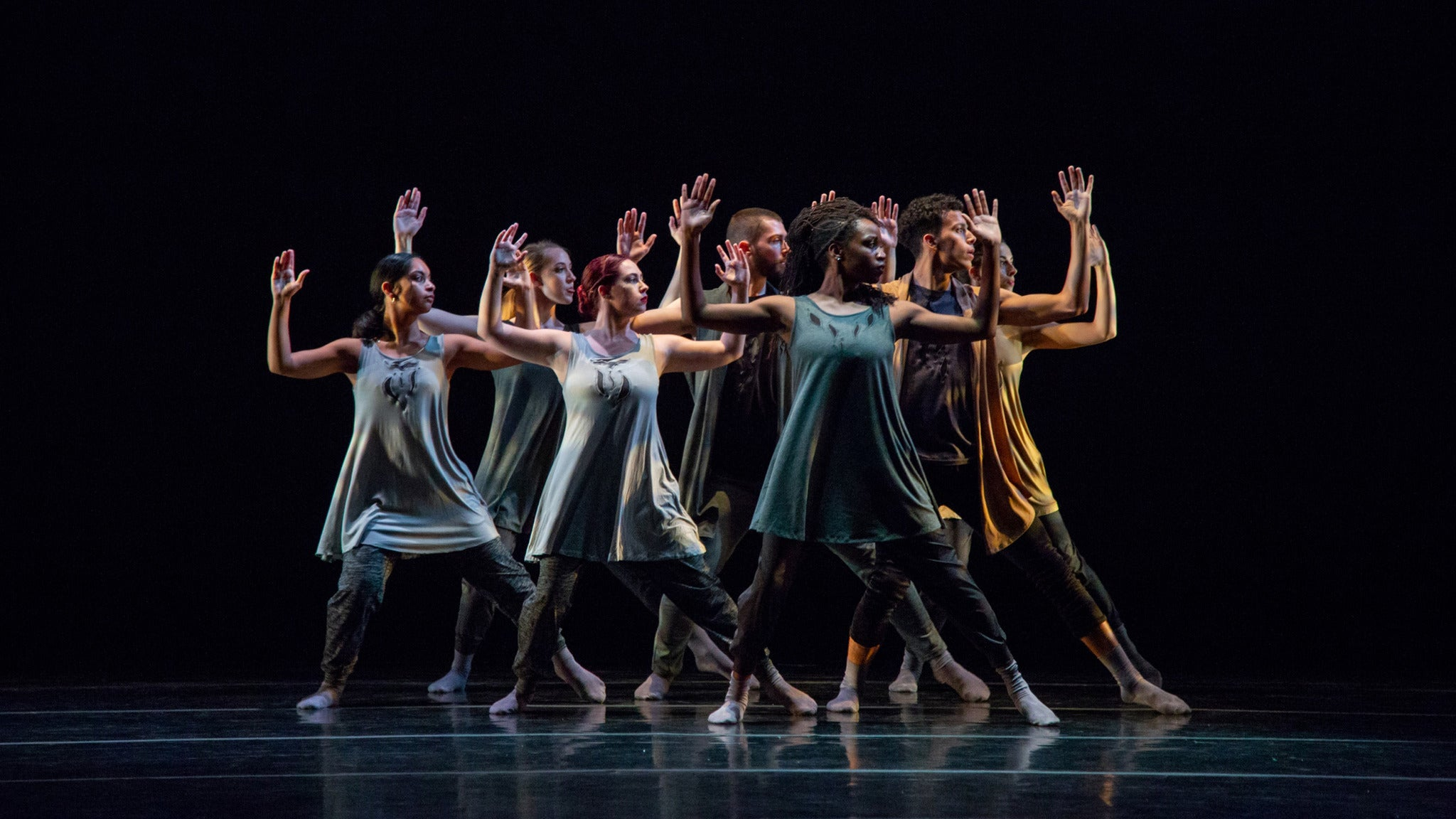 Fall Dance Concert at USF Theatre 1