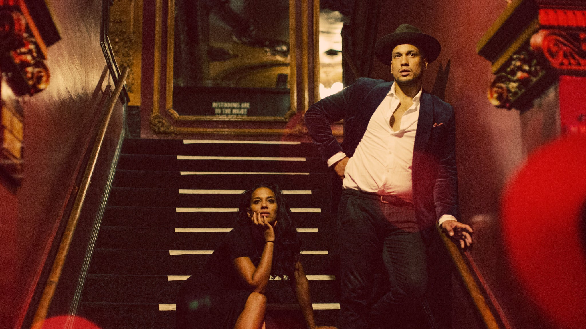JOHNNYSWIM - Meet & Greet Packages at Red Rocks Amphitheatre