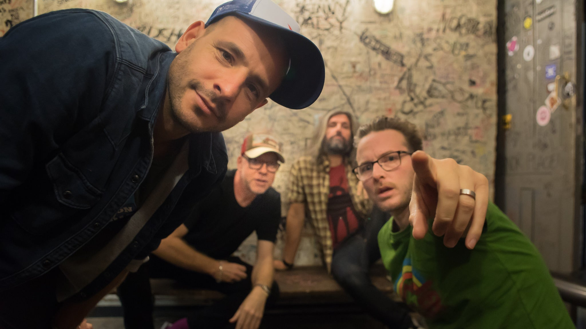 Turin Brakes - 20th Anniversary Of 'The Optimist LP' Event Title Pic
