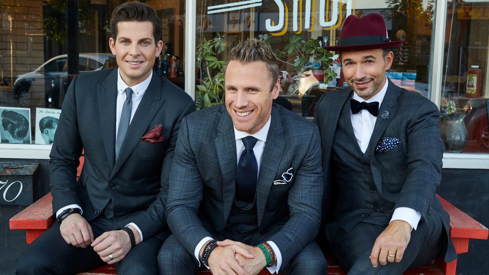 The Tenors Wonder of Christmas Tour