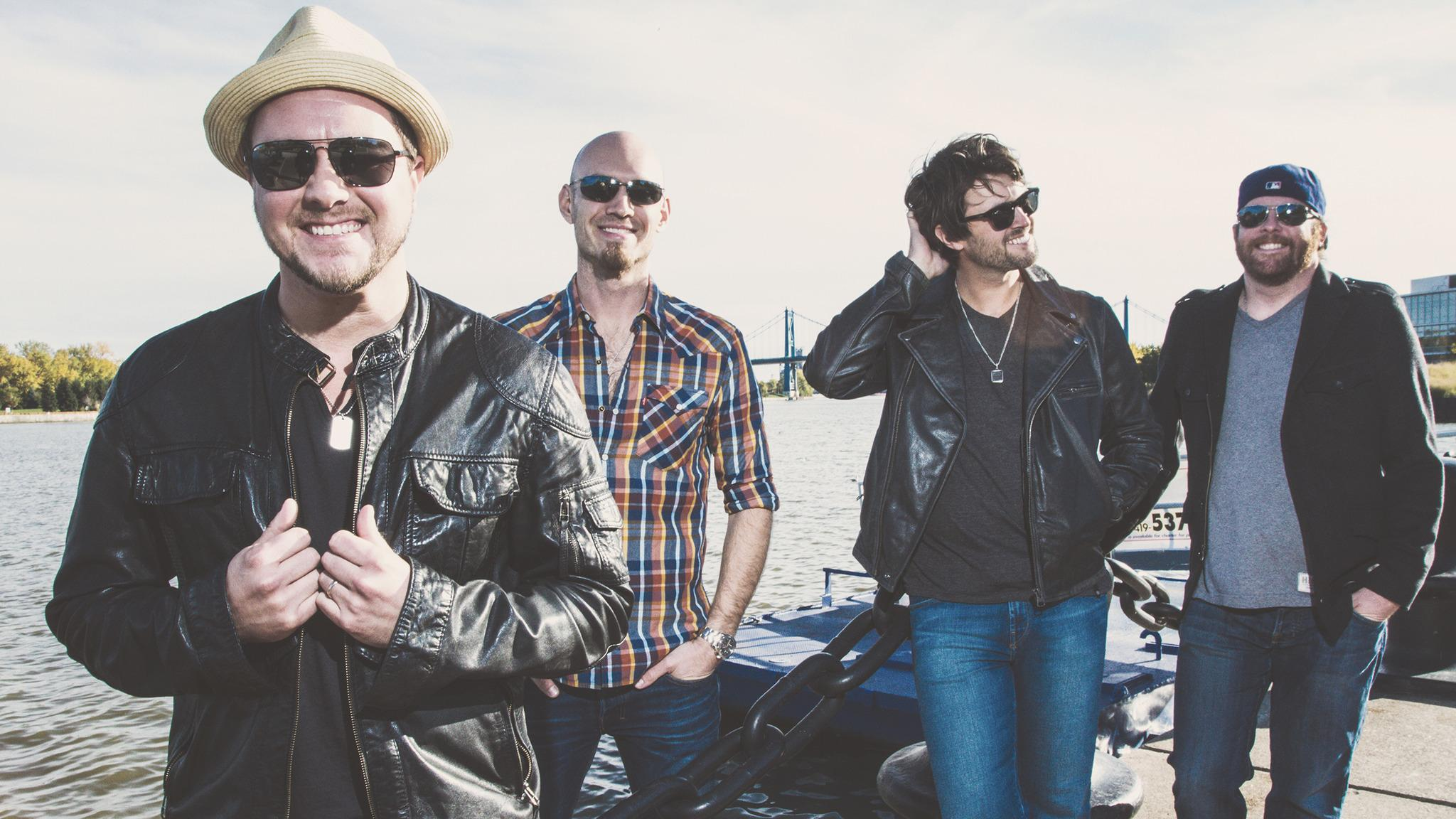 Eli Young Band at Mystic Theatre