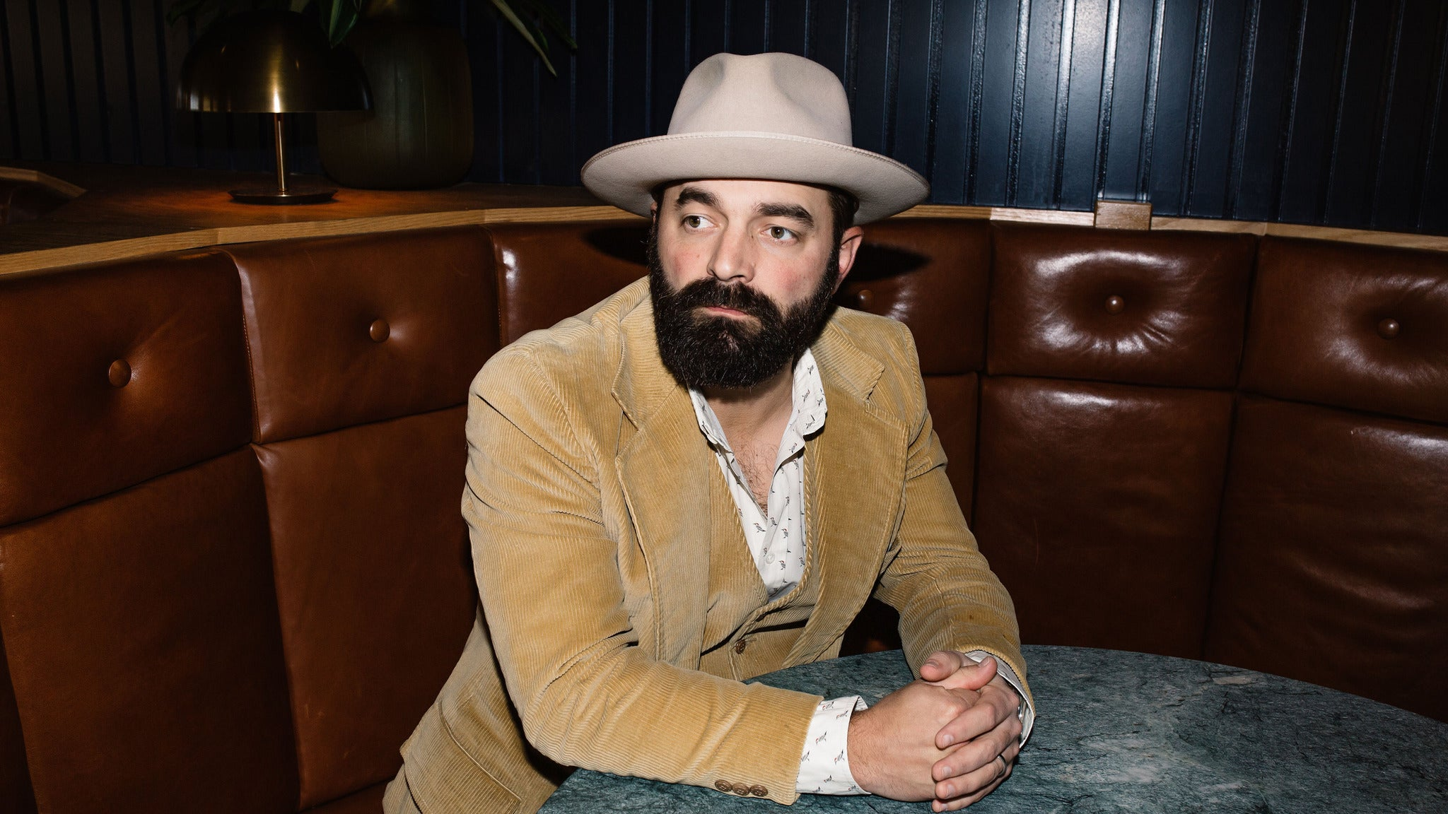 Drew Holcomb and the Neighbors at George's Majestic Lounge