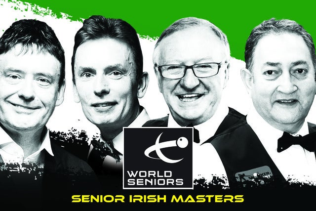 Senior Irish Masters Snooker Championship - Quarter Finals