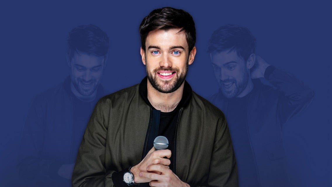 Jack Whitehall: Stood Up 3Arena Seating Plan