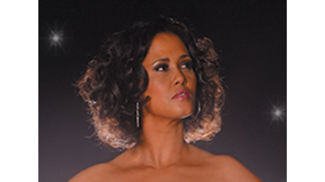 The Whitney Houston Show Tickets At Blackpool Tower Festival