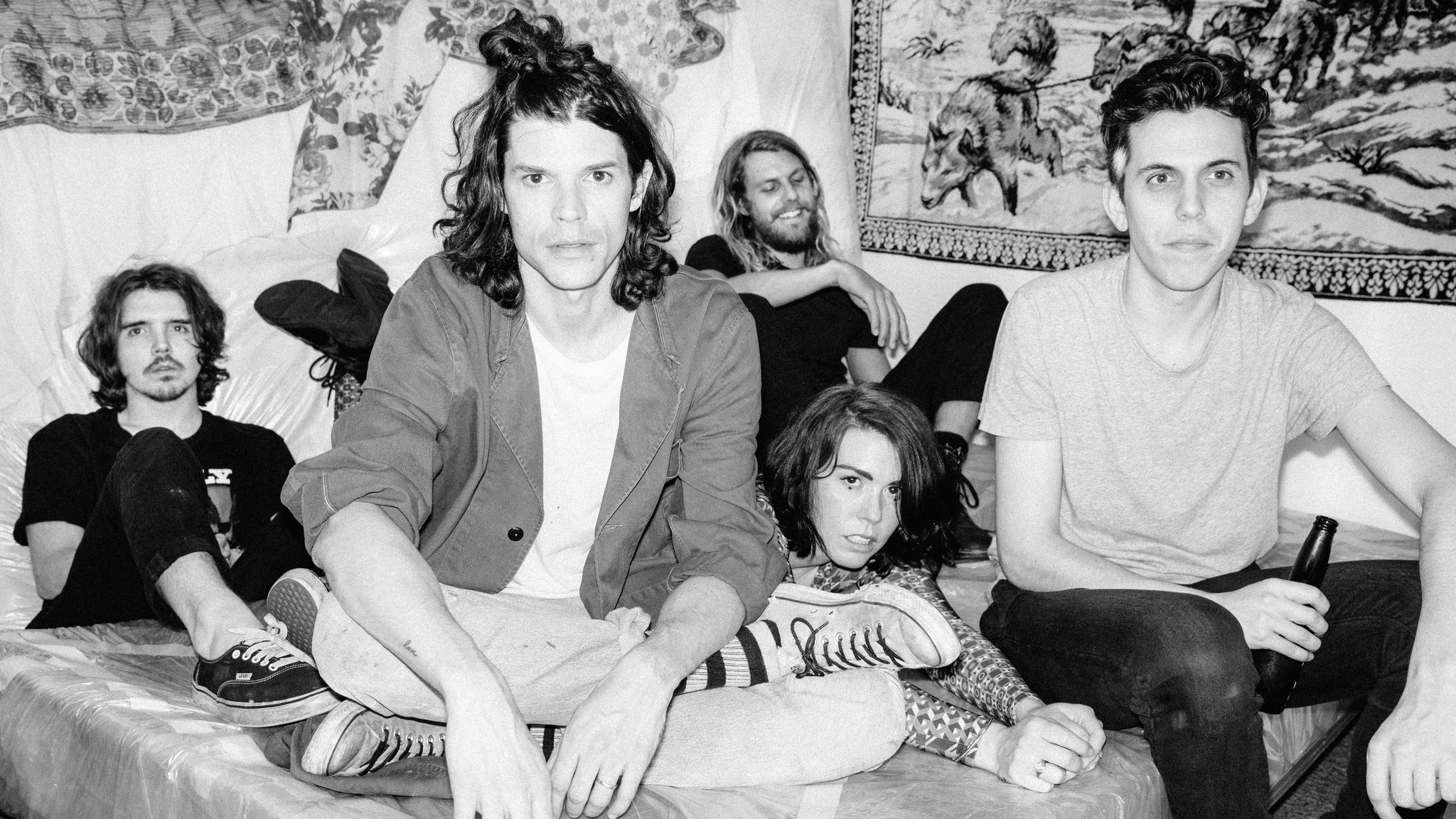 Grouplove at Egyptian Room at Old National Centre