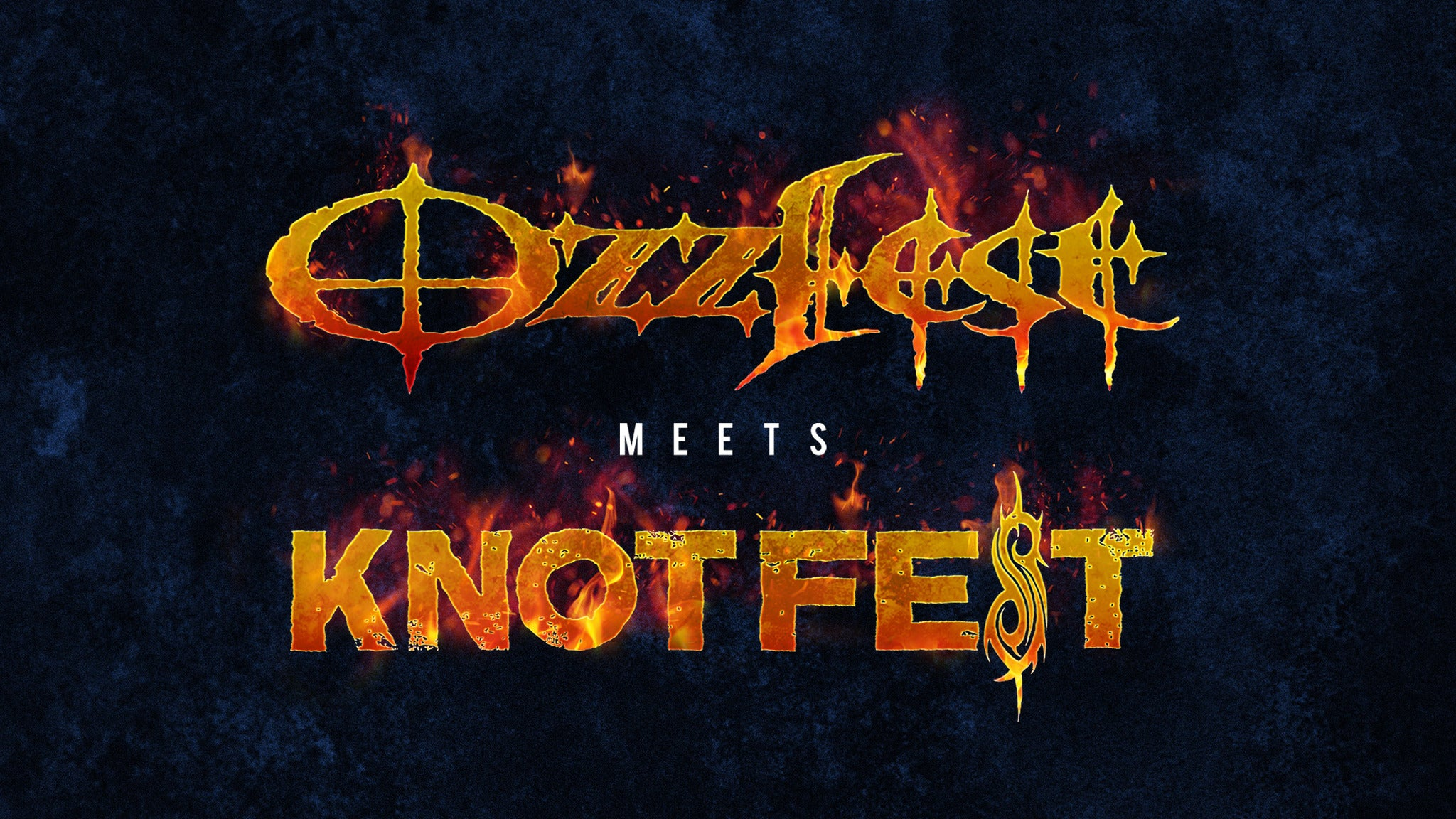 Ozzfest Meets Knotfest 3 Day Camping
