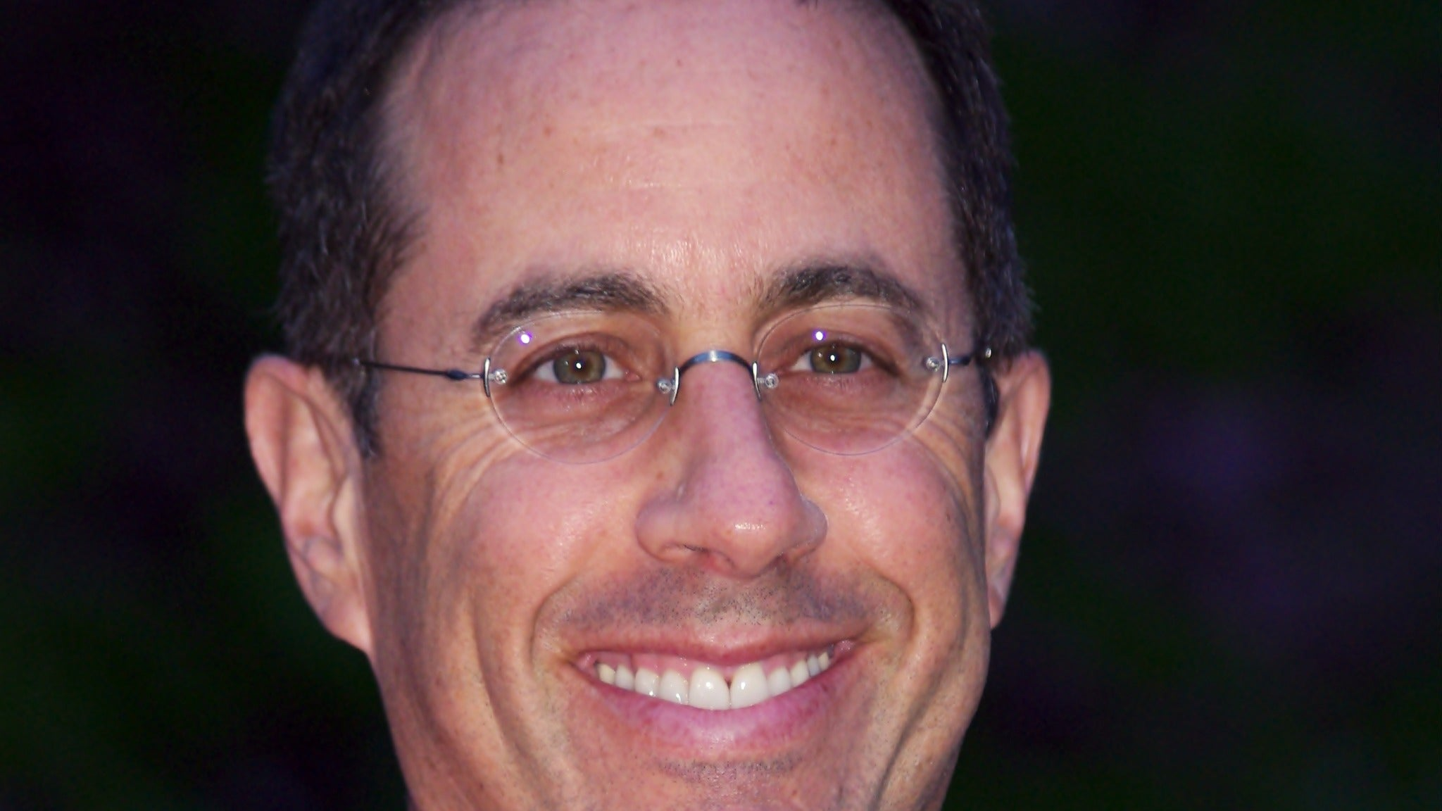 Jerry Seinfeld at Paramount Theatre-Oakland