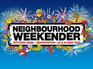 Neighbourhood Weekender tickets (Copyright © Ticketmaster)