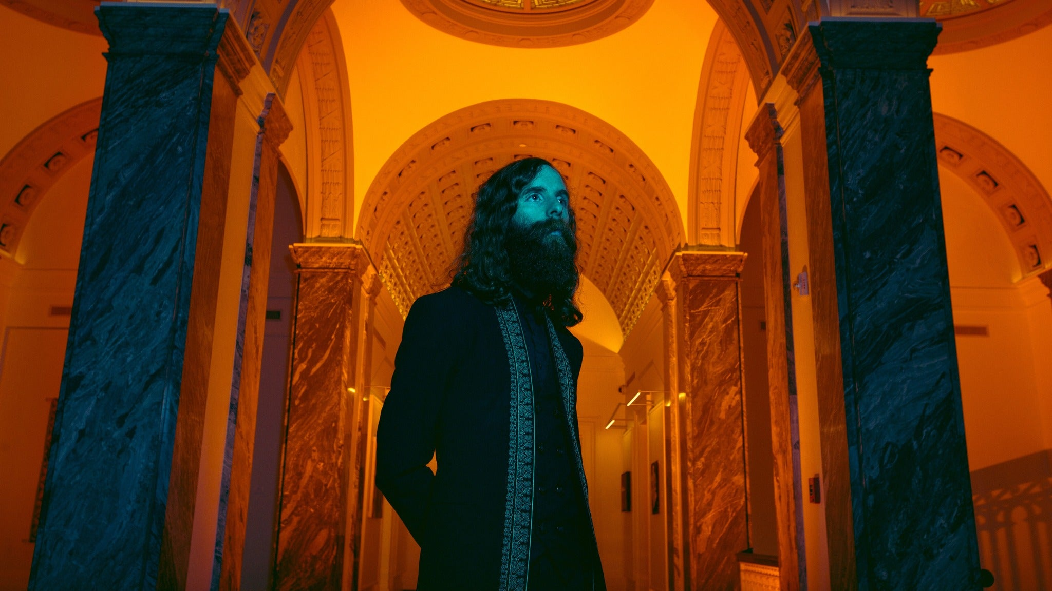 The Crocodile Presents: Saintseneca, Nick Delffs
