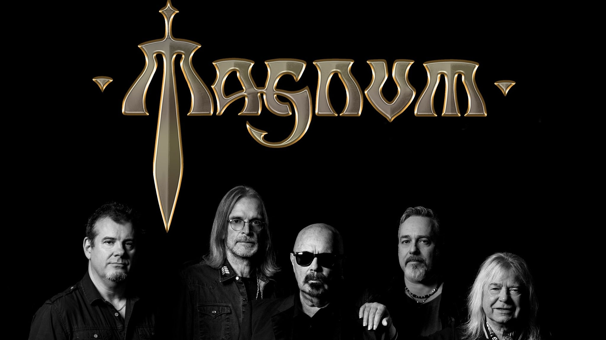 Magnum - Live In Concert tickets (Copyright © Ticketmaster)