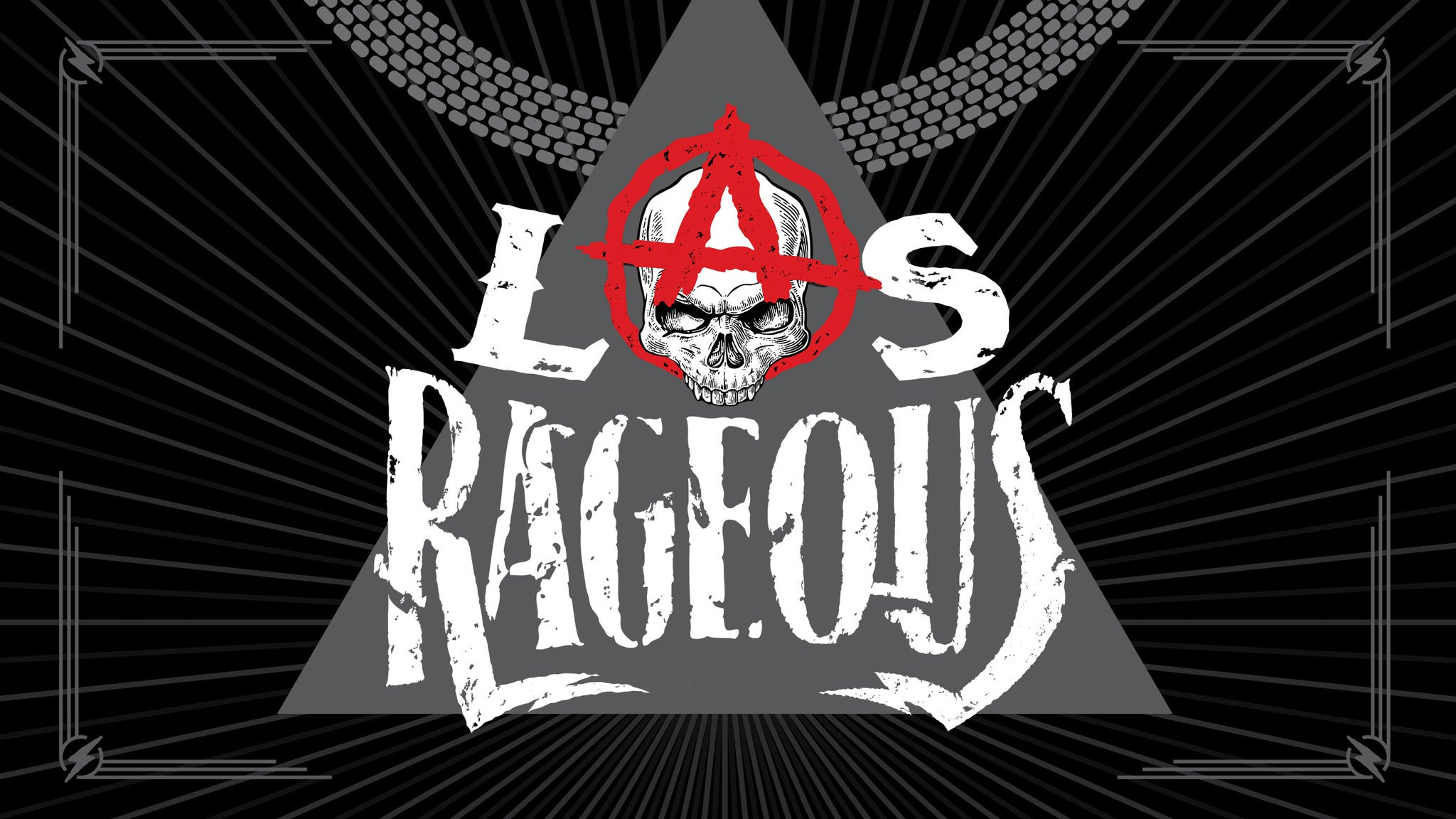 Las Rageous 2 Day Ticket