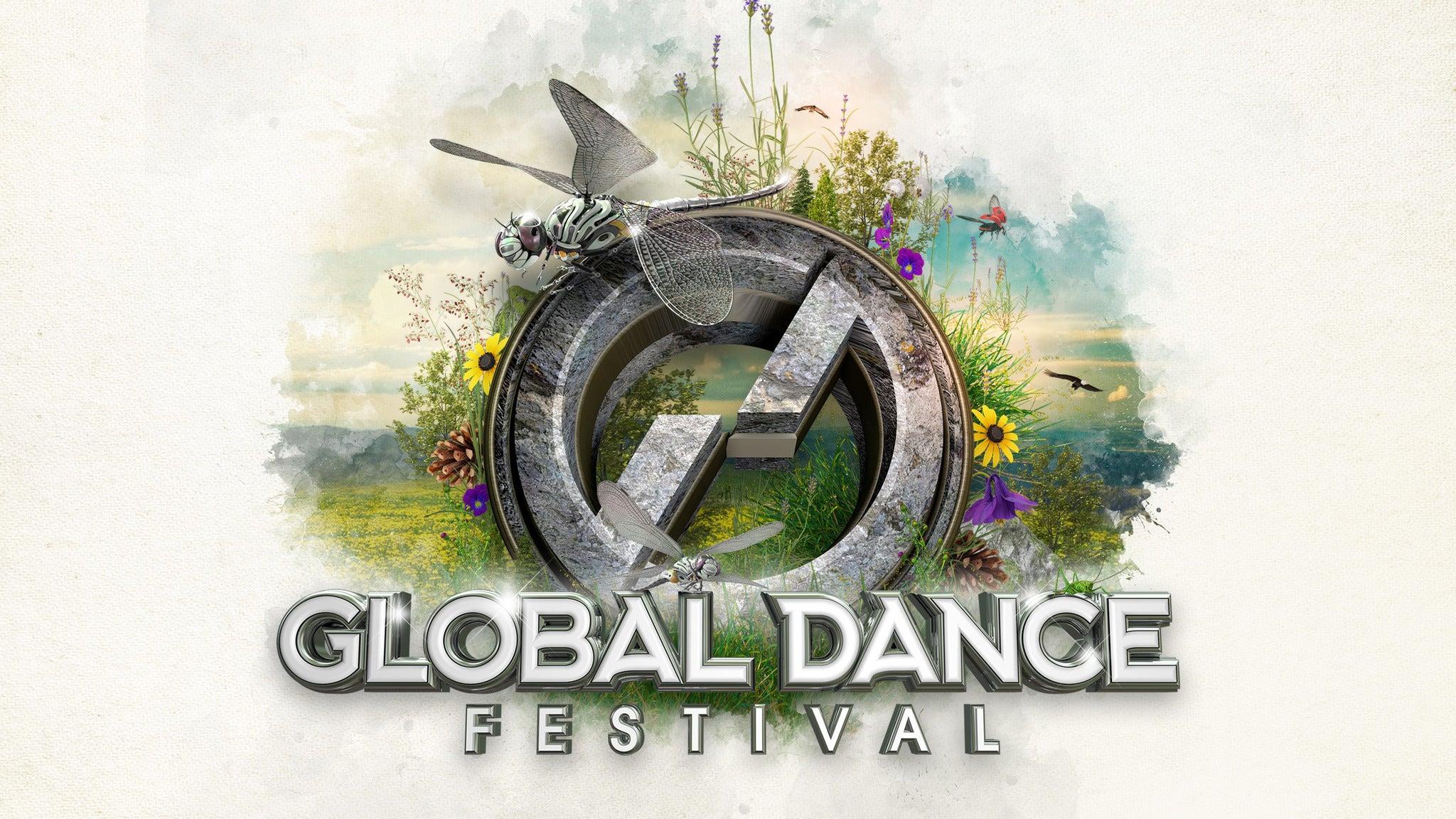 Global Dance Festival - Friday Pass