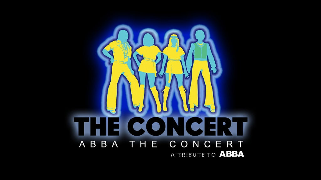 ABBA The Concert live