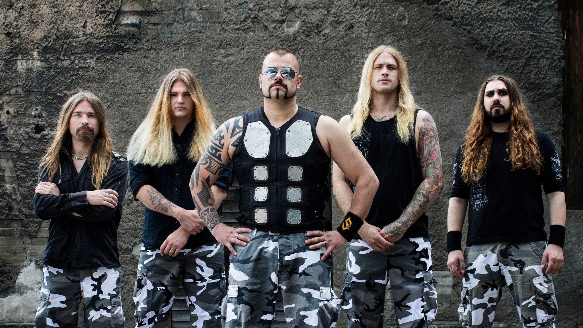 Sabaton - The Great Tour at The Wiltern