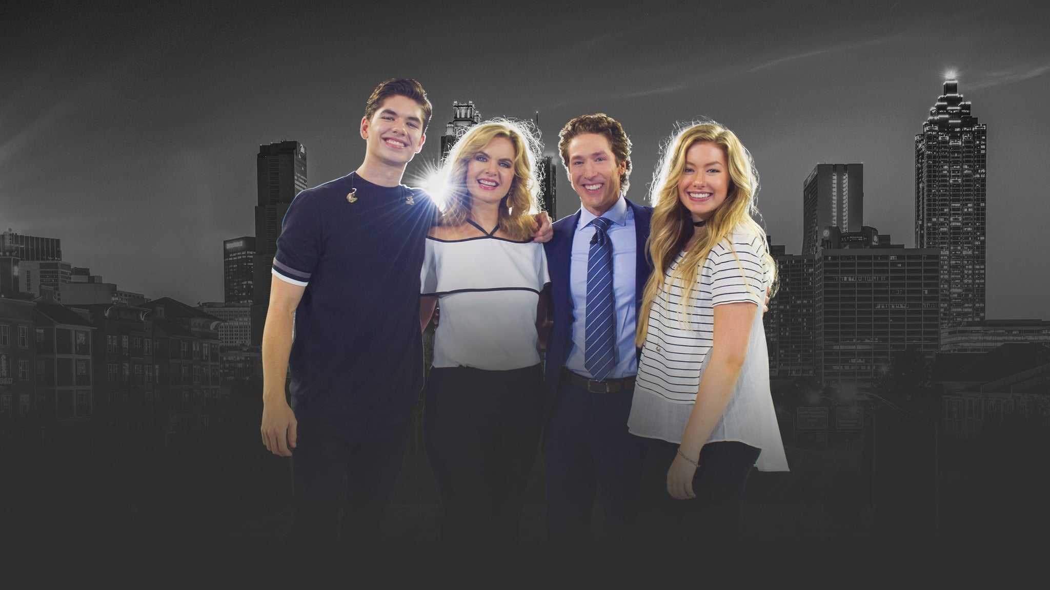 A Night Of Hope With Joel Osteen