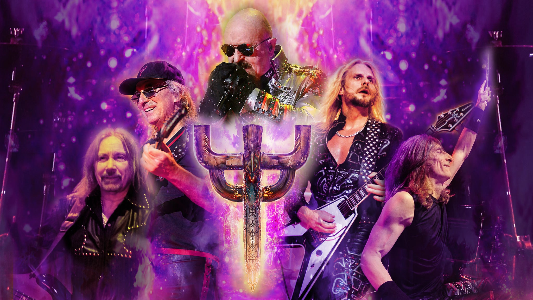 Judas Priest at Citizens Business Bank Arena
