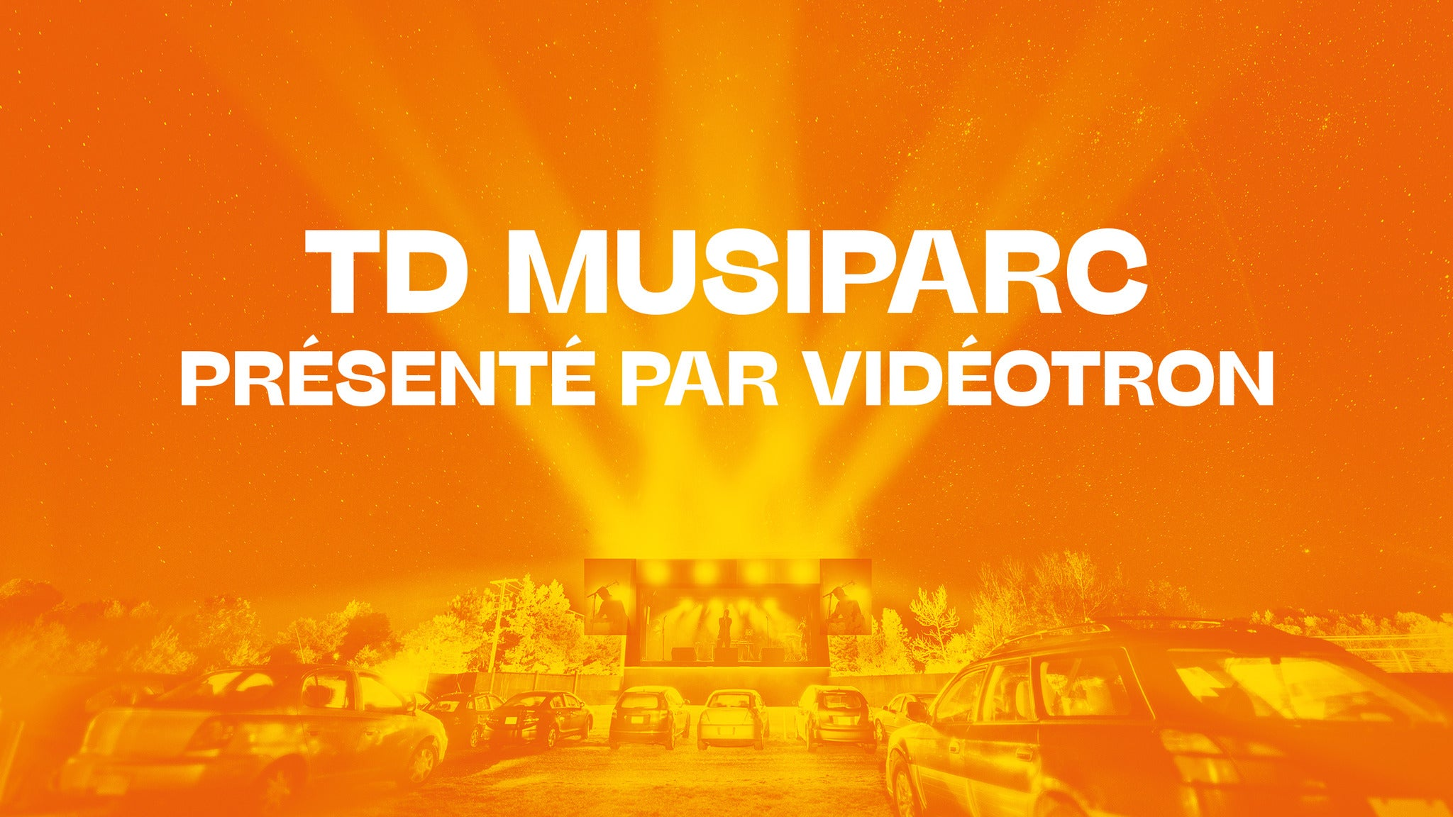 TD musiparc de Mirabel - Kevin Parent tickets (Copyright © Ticketmaster)