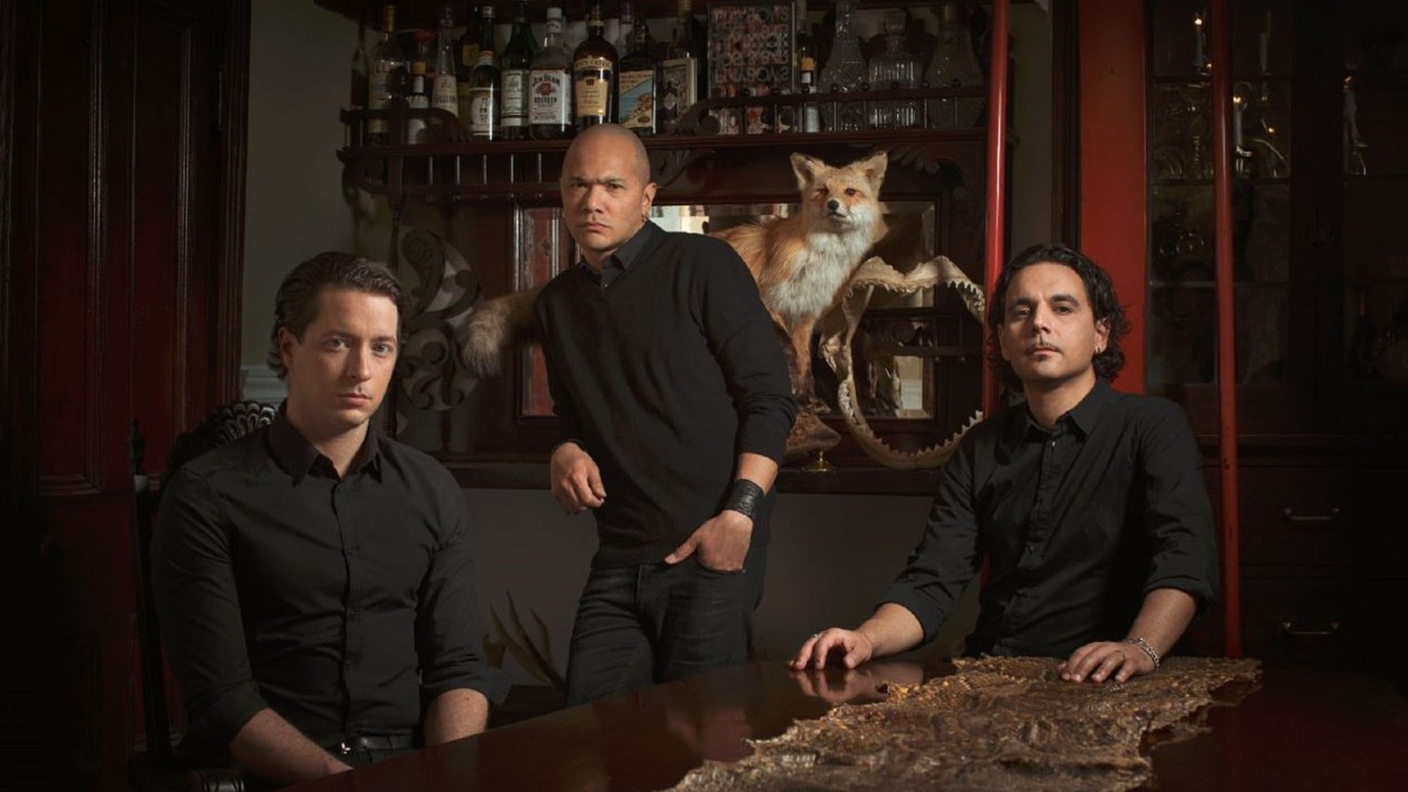 Danko Jones at Marty's On Newport