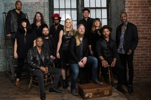 Tedeschi Trucks Band Seating Plans