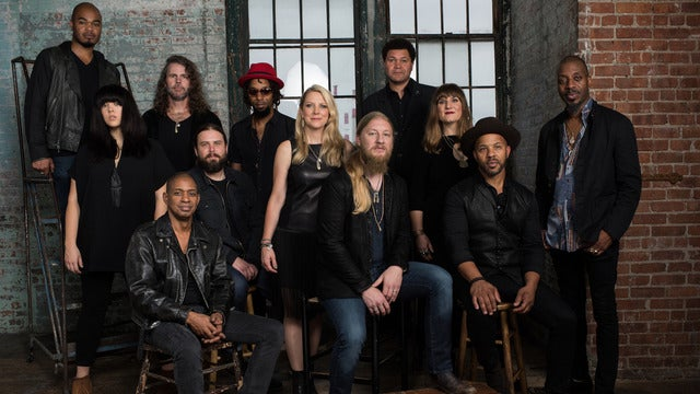 Tedeschi Trucks Band - Wheels Of Soul 2020