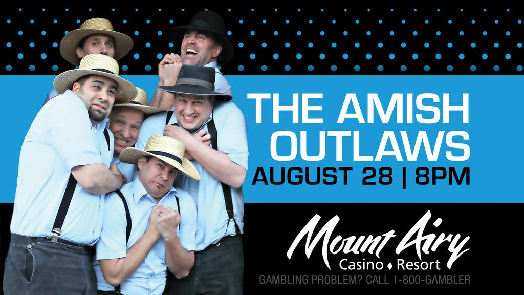 Hotels near The Amish Outlaws Events
