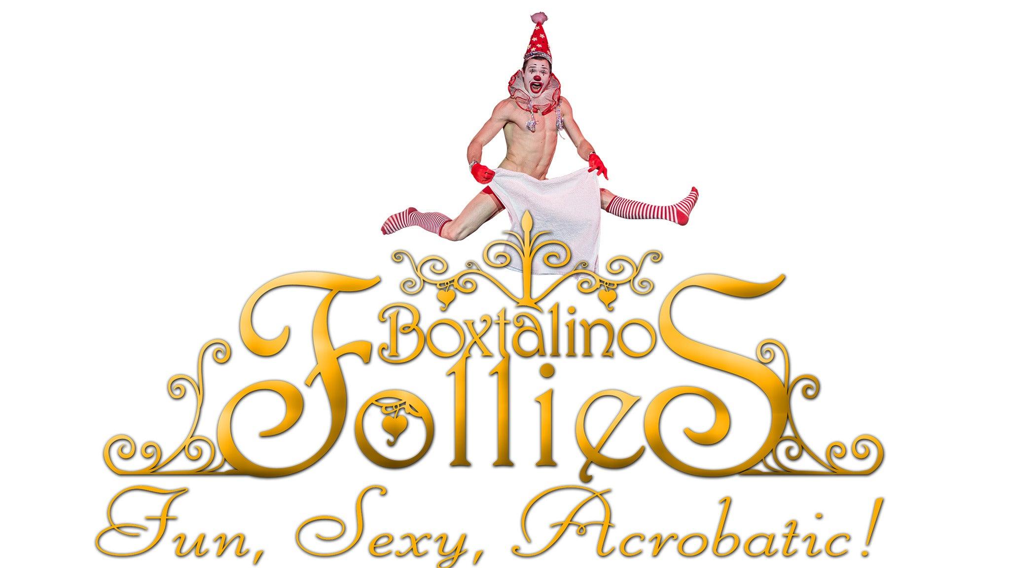 Boxtalino Follies