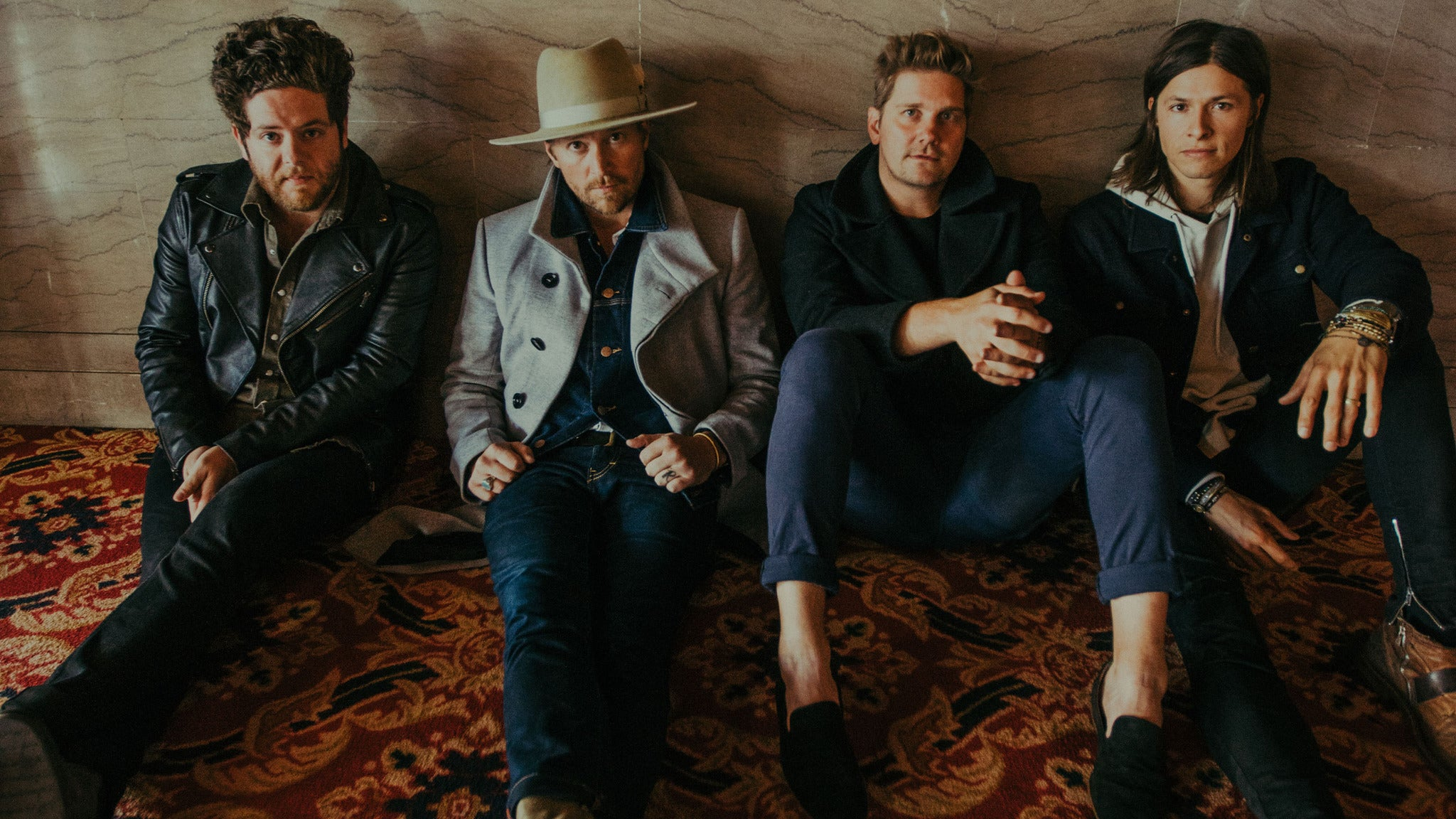 Needtobreathe at Johnny Mercer Theatre