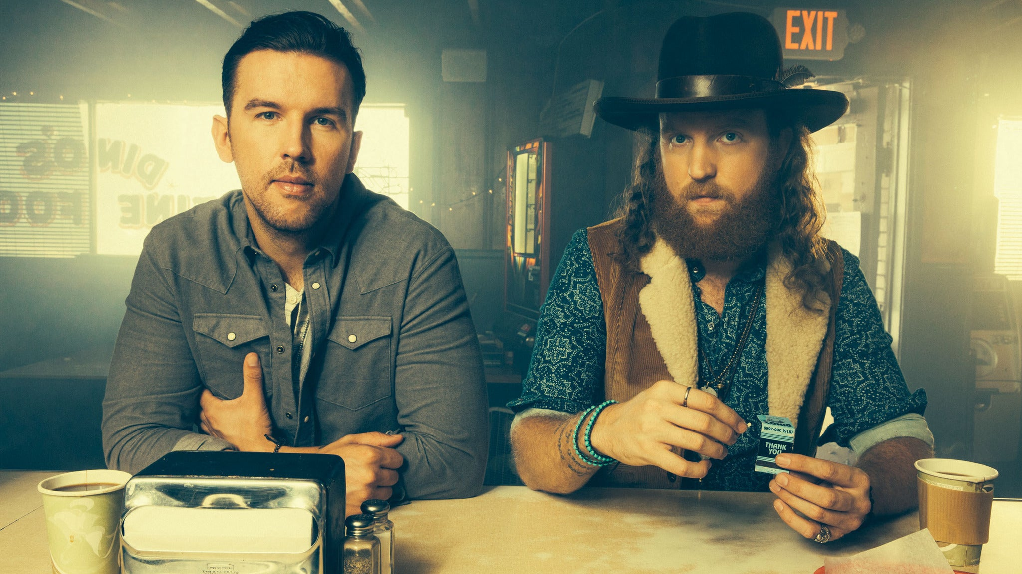 Brothers Osborne at Shreveport Municipal Memorial Auditorium