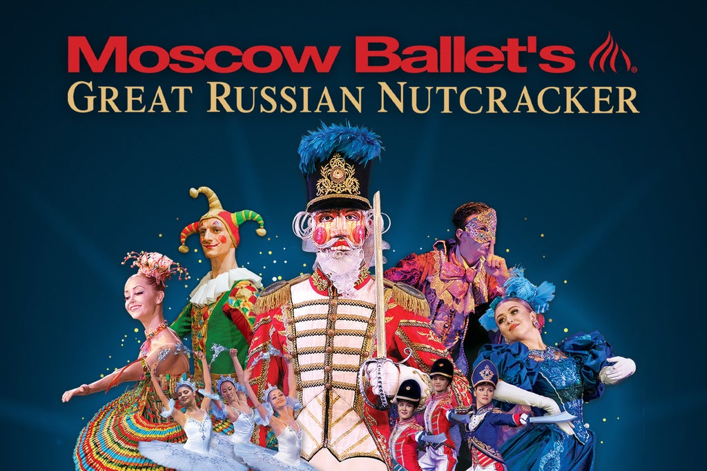 Hotels near Moscow Ballet Events