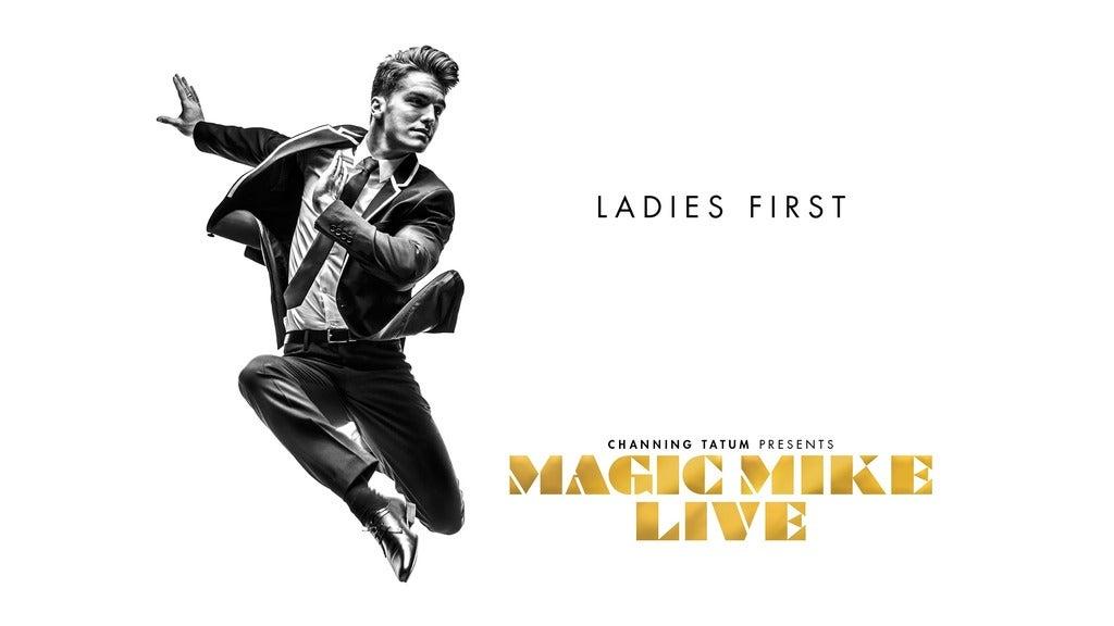 Hotels near Magic Mike Live Events