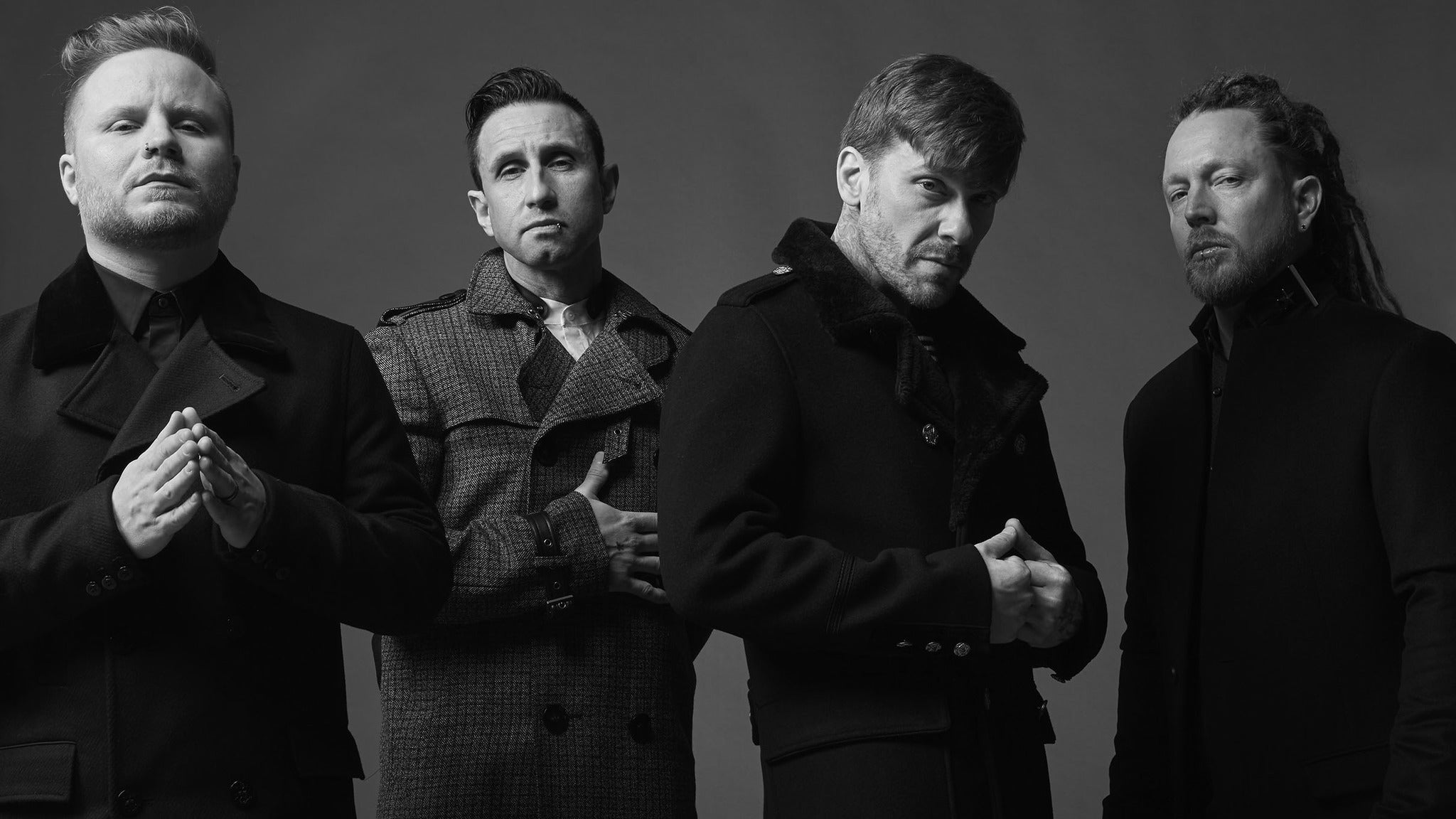 Shinedown With Papa Roach And Asking Alexandria Tickets Monday