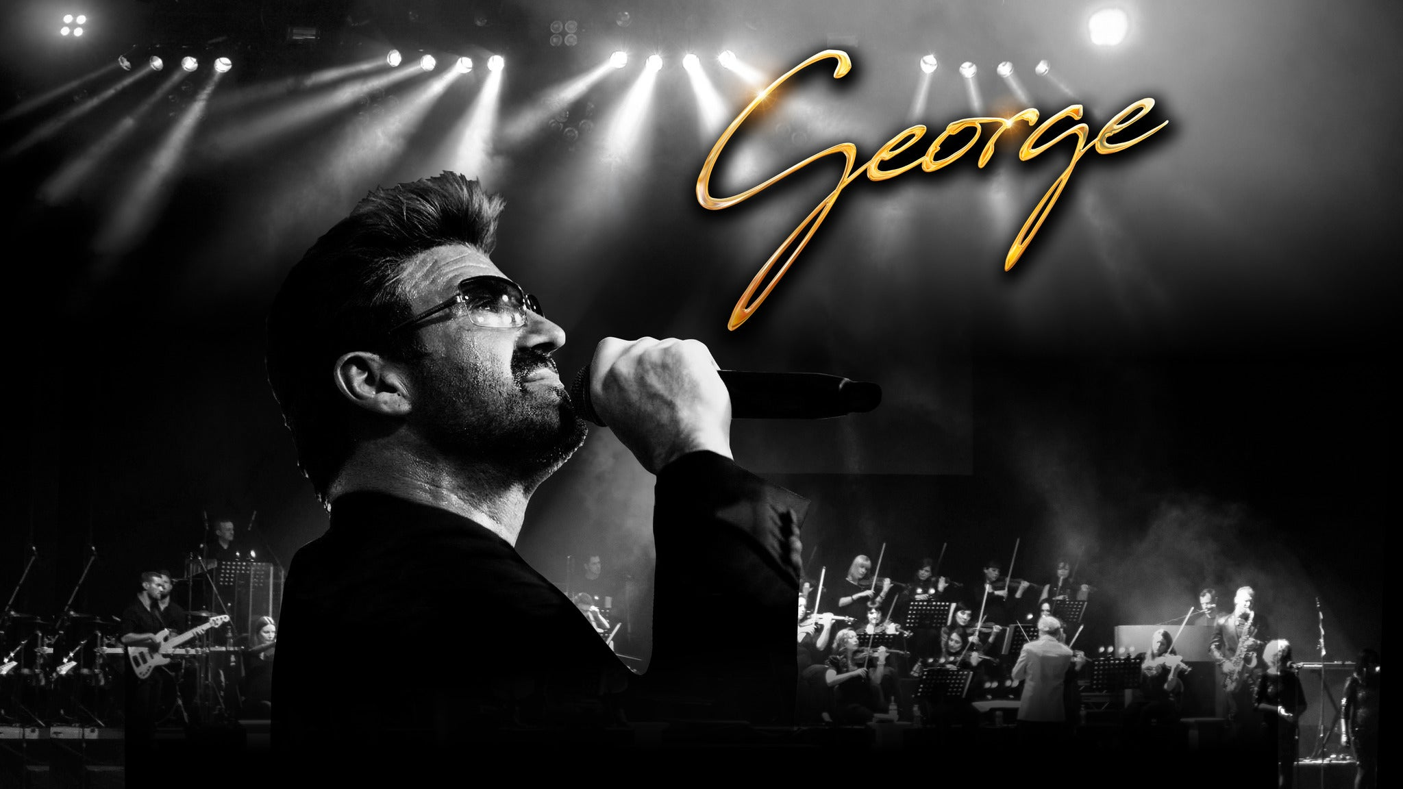 George - A celebration of the songs and music of George Michael Event Title Pic
