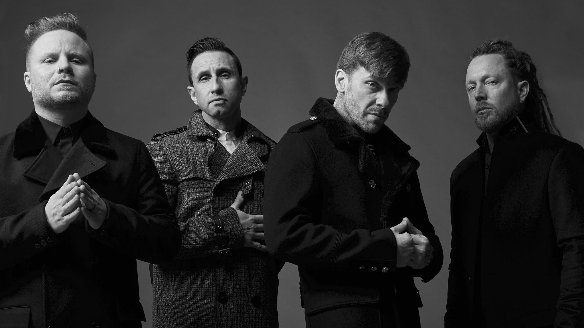 Shinedown at Wagner Noel Performing Arts Center