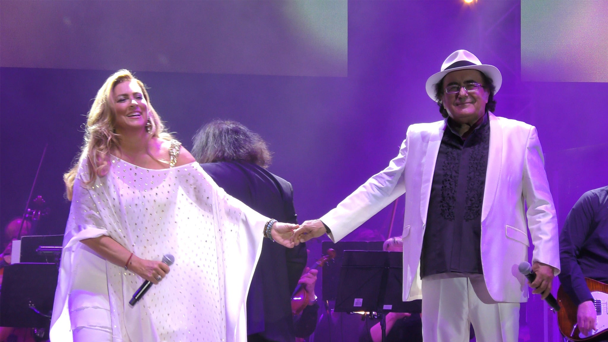 Al Bano & Romina Power at Toyota Oakdale Theatre