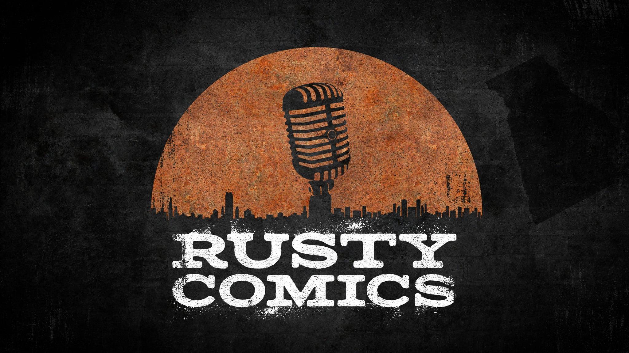 Rusty Comics at Cobb's Comedy Club