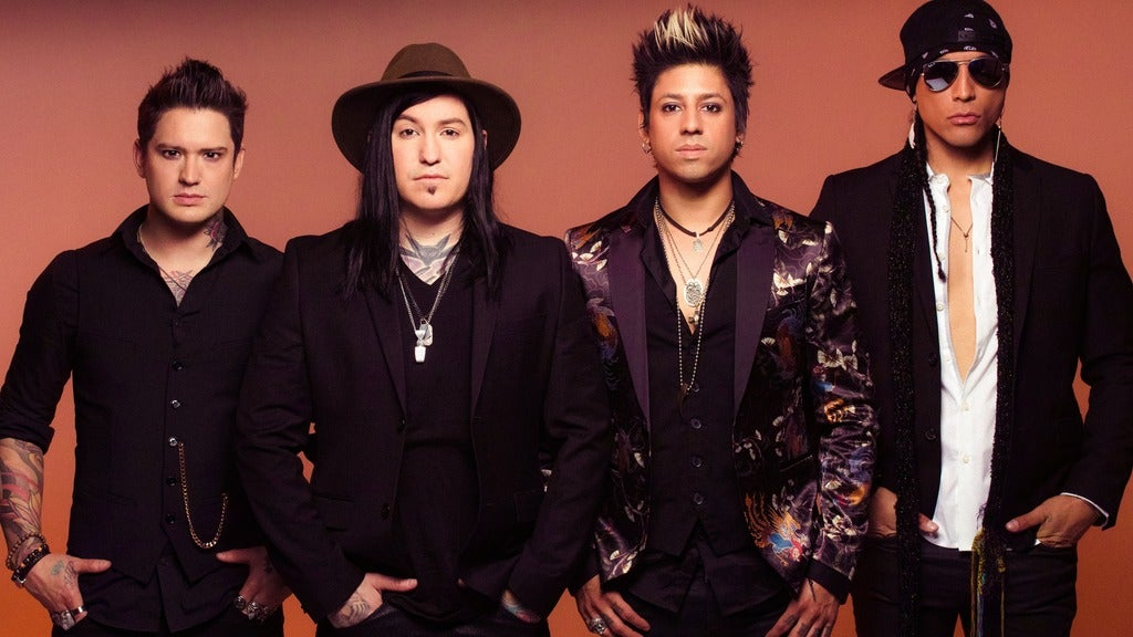 Hotels near Escape the Fate Events
