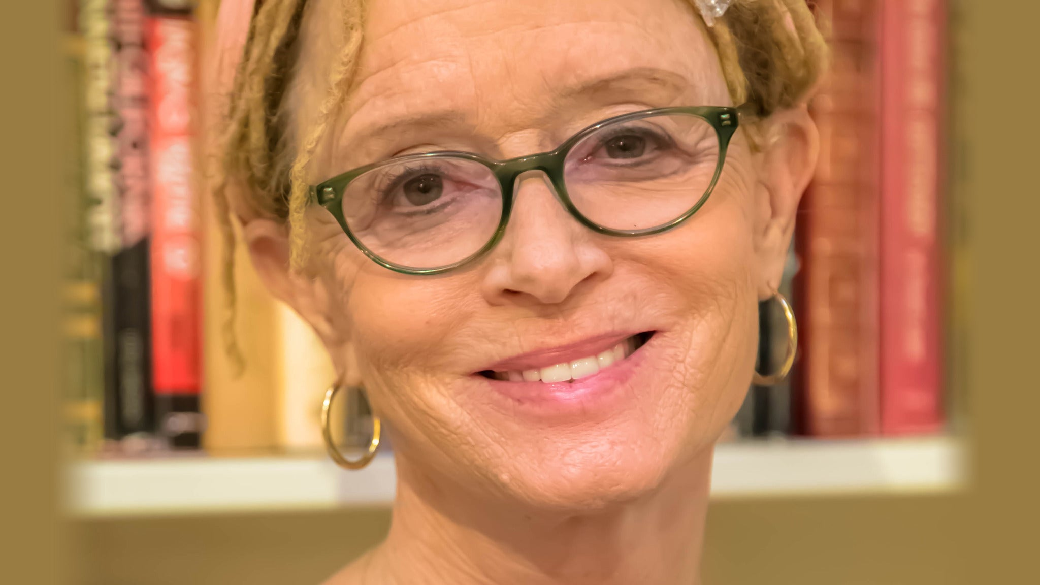 Anne Lamott at Three Stages at Folsom Lake College