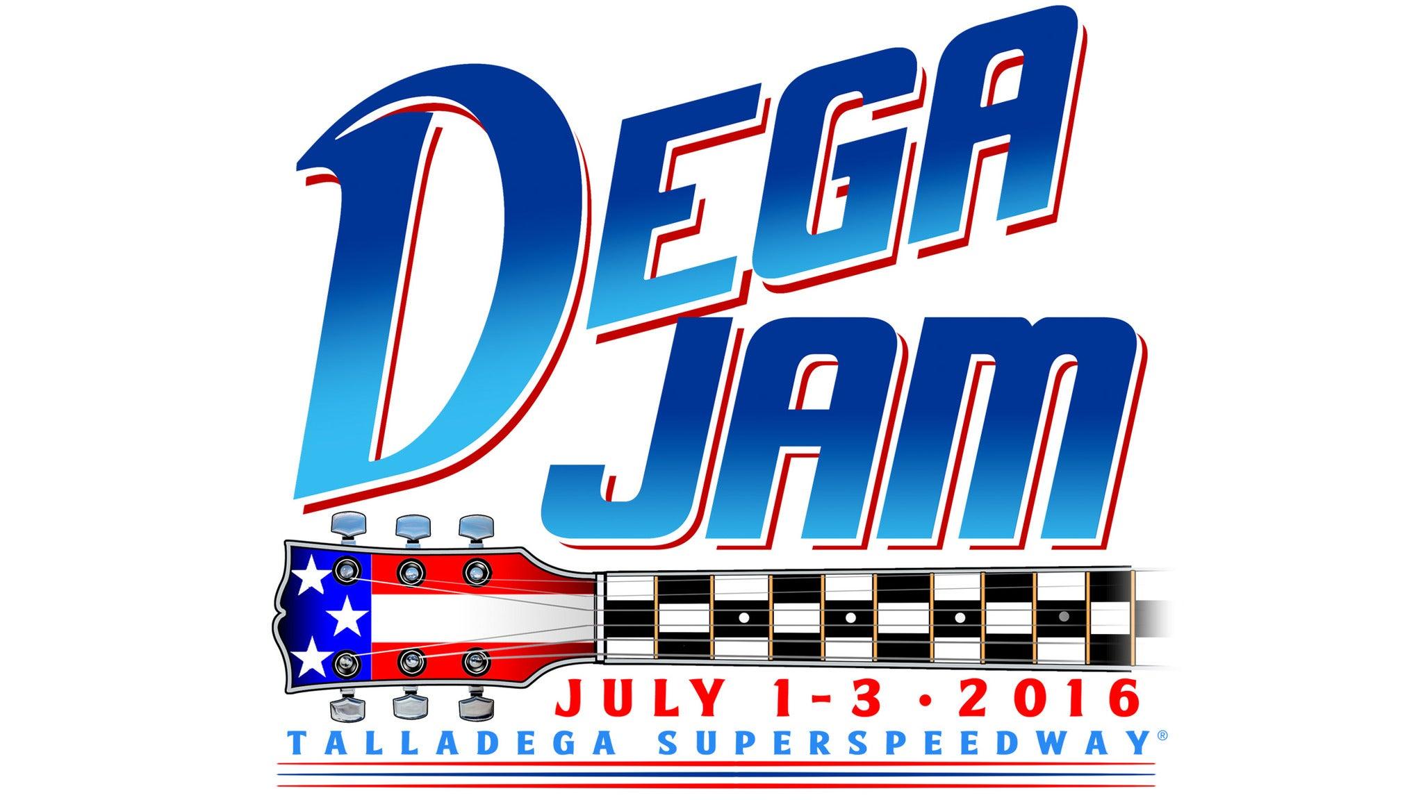 Dega Jam at Talladega Superspeedway