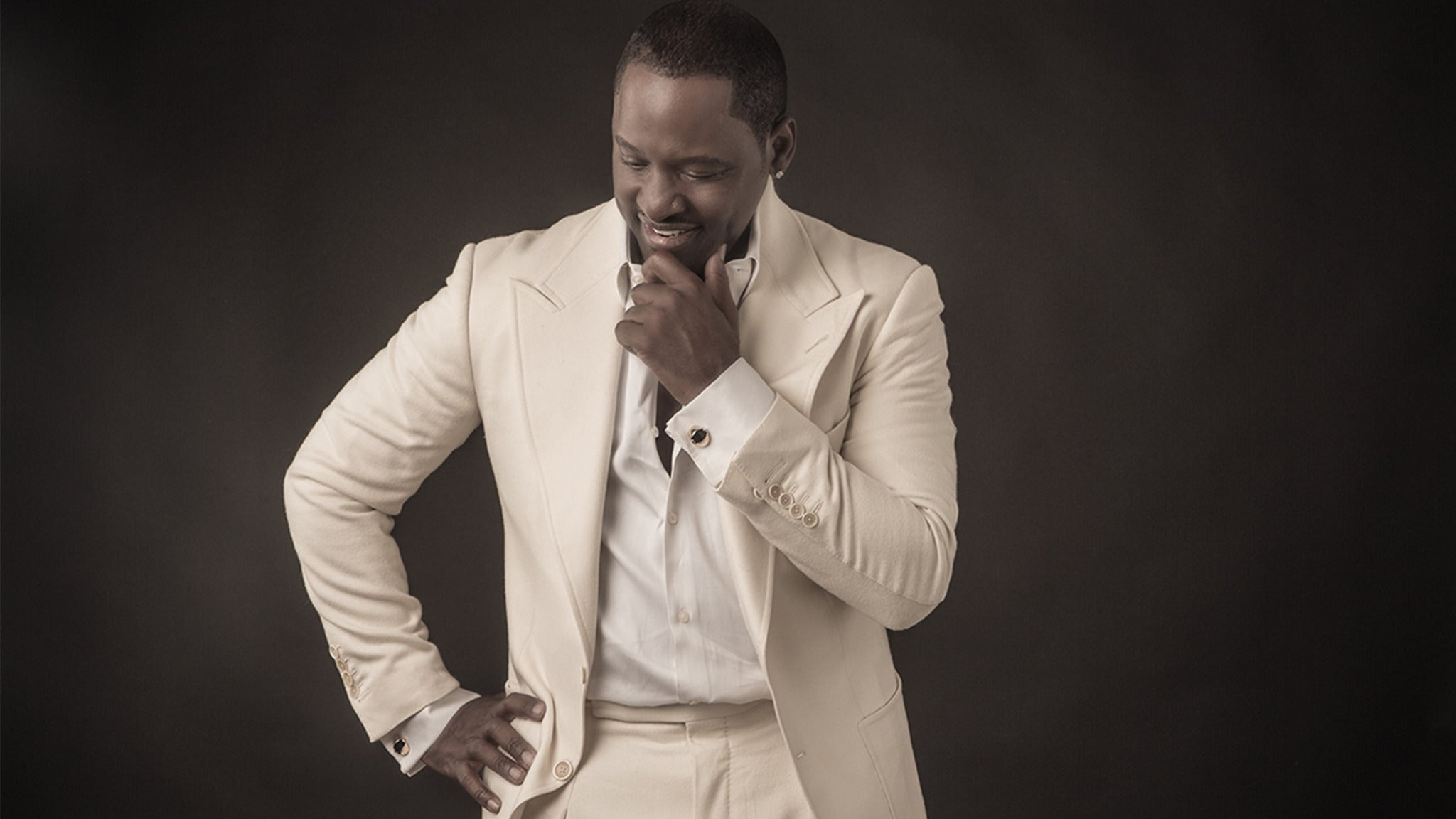 Johnny Gill at Wind Creek Casino and Hotel - Atmore